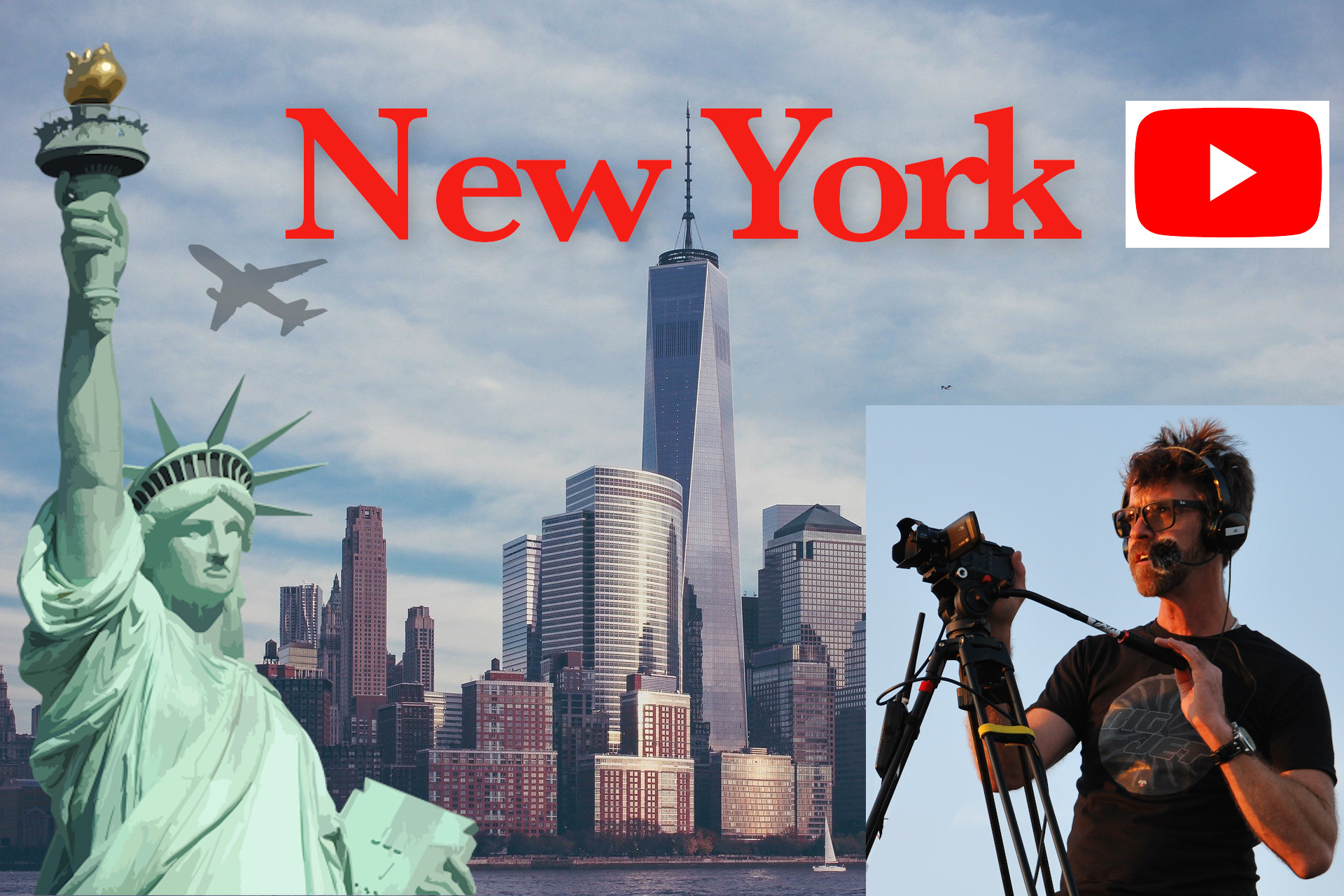 Big Jet TV New York with Jerry Dyer